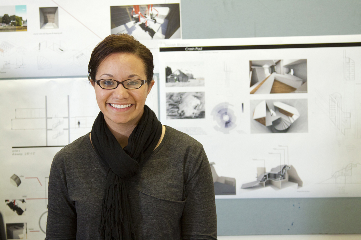 Interior design student wins $30K award | UNL Newsroom