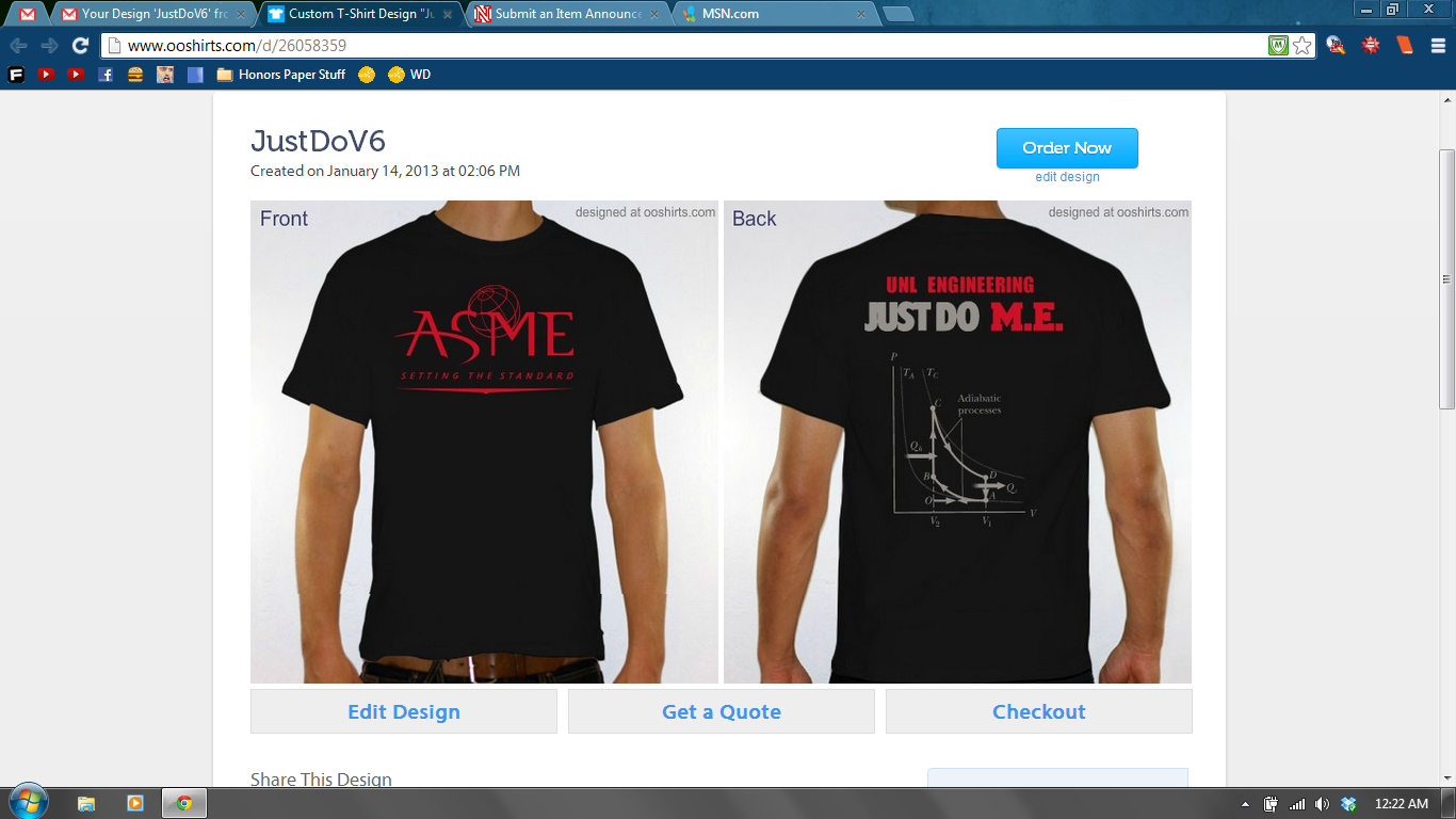 Asme T Shirts For Sale Nebraska Engineering News University Of