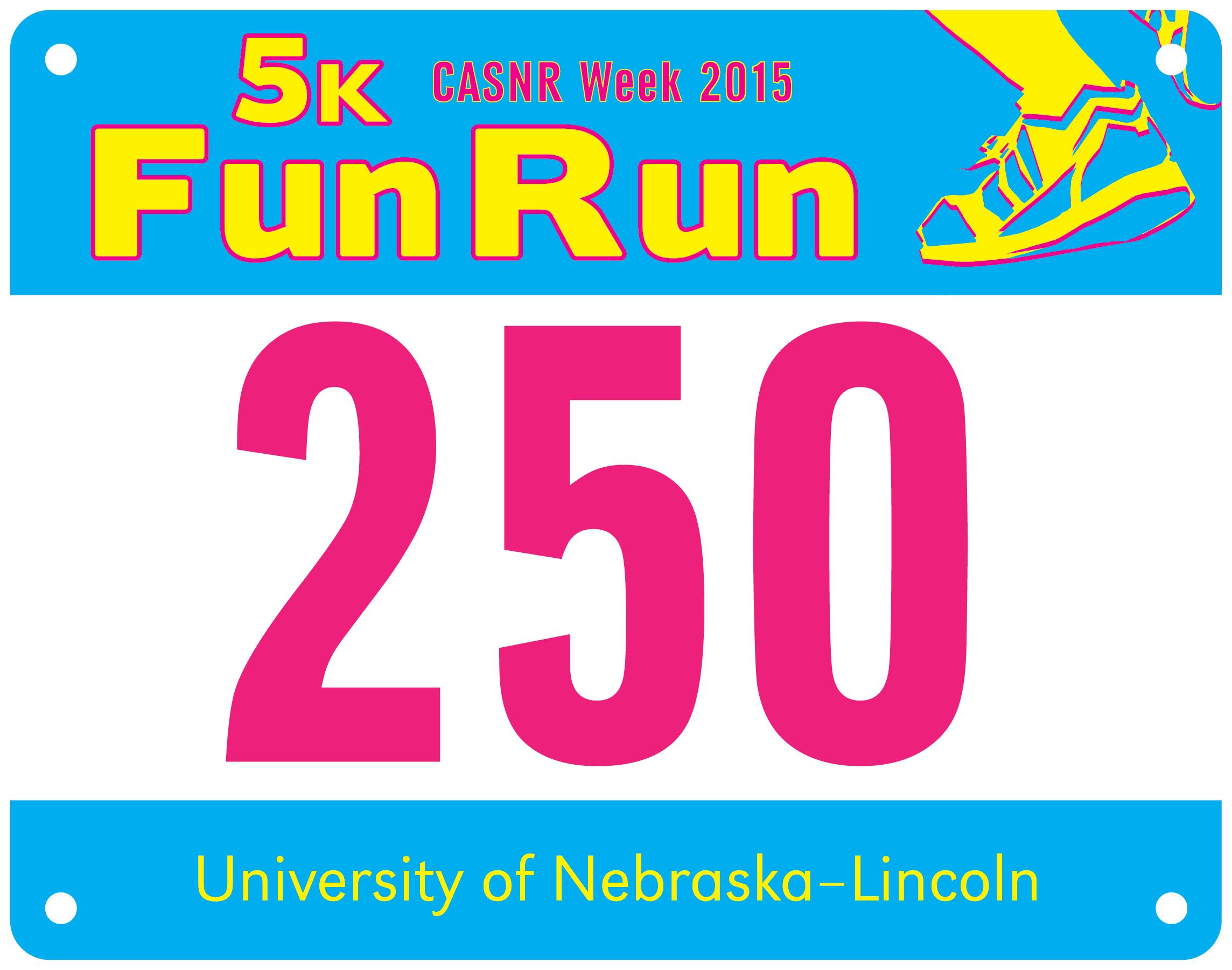 Registration Open For Casnr 5k Fun Run Nebraska Today