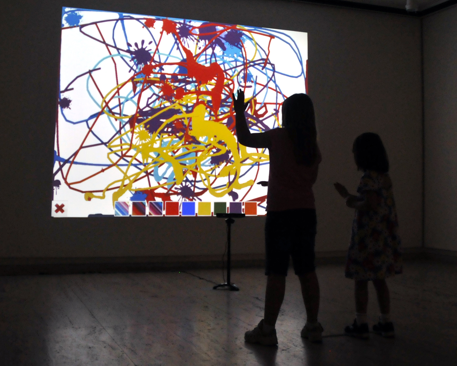 Sarma Students Develop Interactive Art Project Nebraska