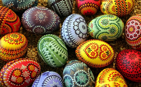 russian czech easter traditions are focus of lecture  russian czech easter traditions are focus of 19 lecture nebraska today university of nebraska lincoln