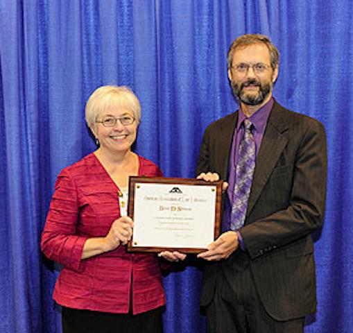 Volunteering In Lincoln Ne: Striman Receives National Volunteer Service Award