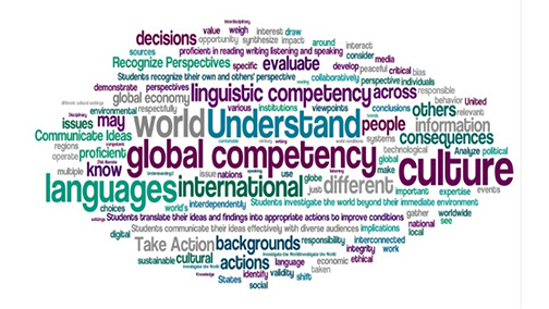 global competency Improve your intercultural competence with communicaid, one of the world's leading providers of developing global competence courses international projects and operations are now common practice for global organisations who rely increasingly on international markets and talent pools.