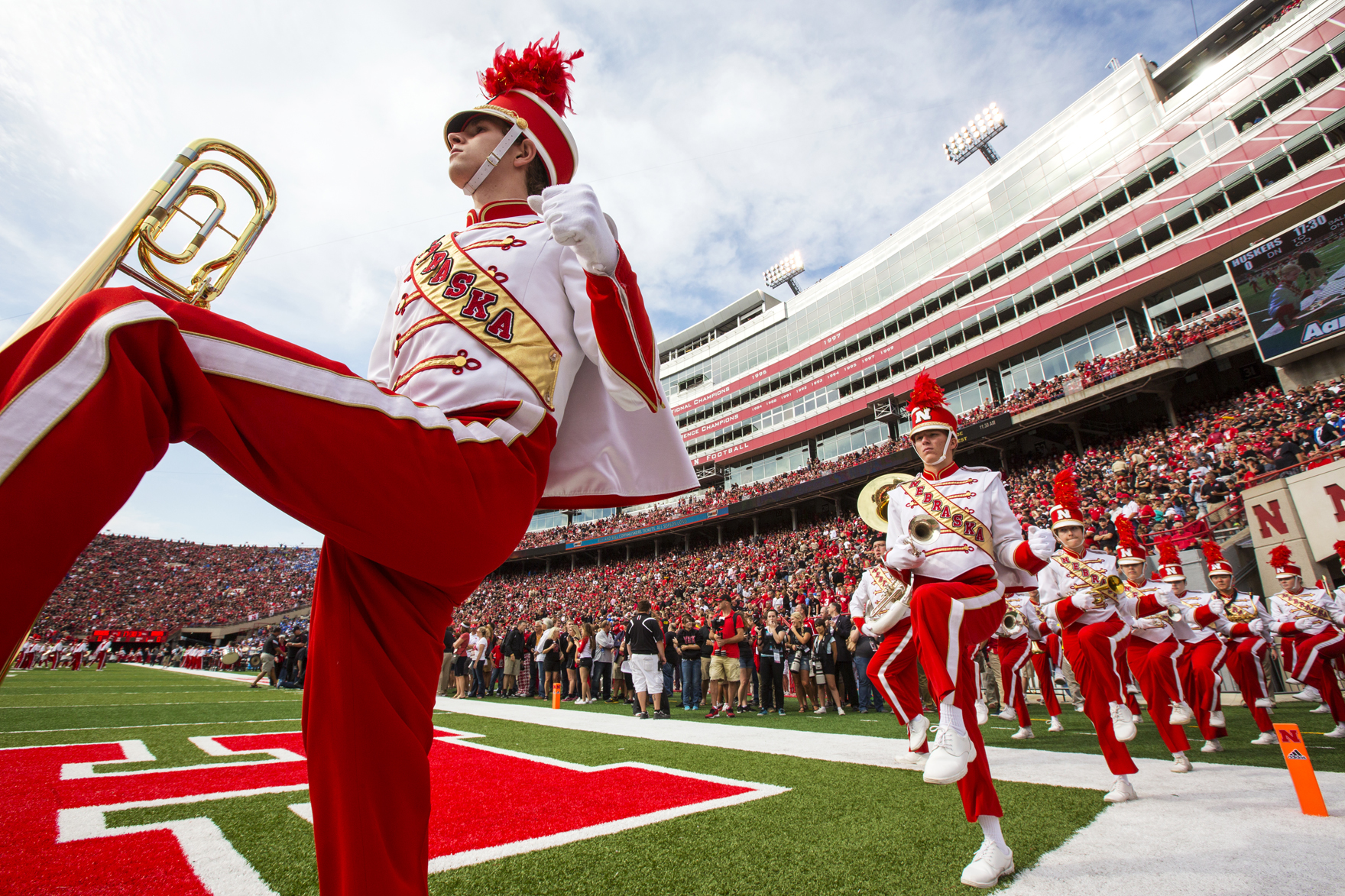 35 Great College Marching Bands Great Value Colleges