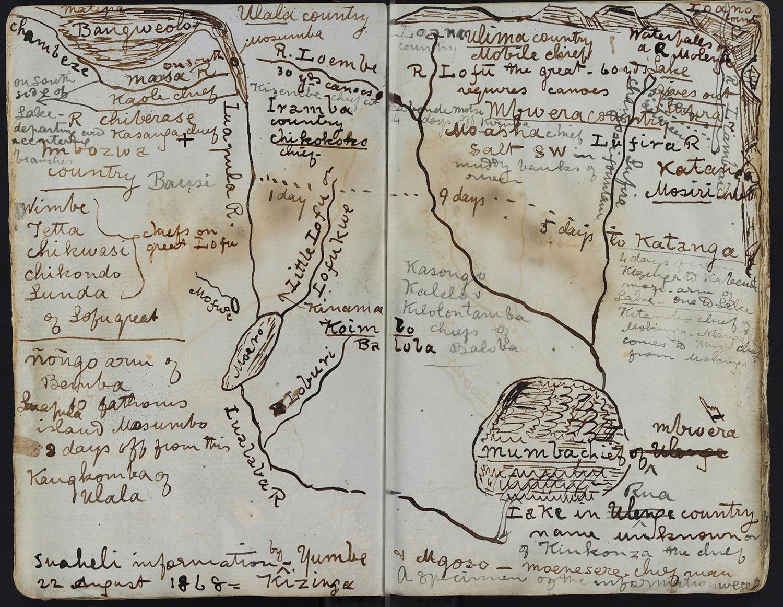 Wisnicki S Livingstone Online Opens Explorer S Writings