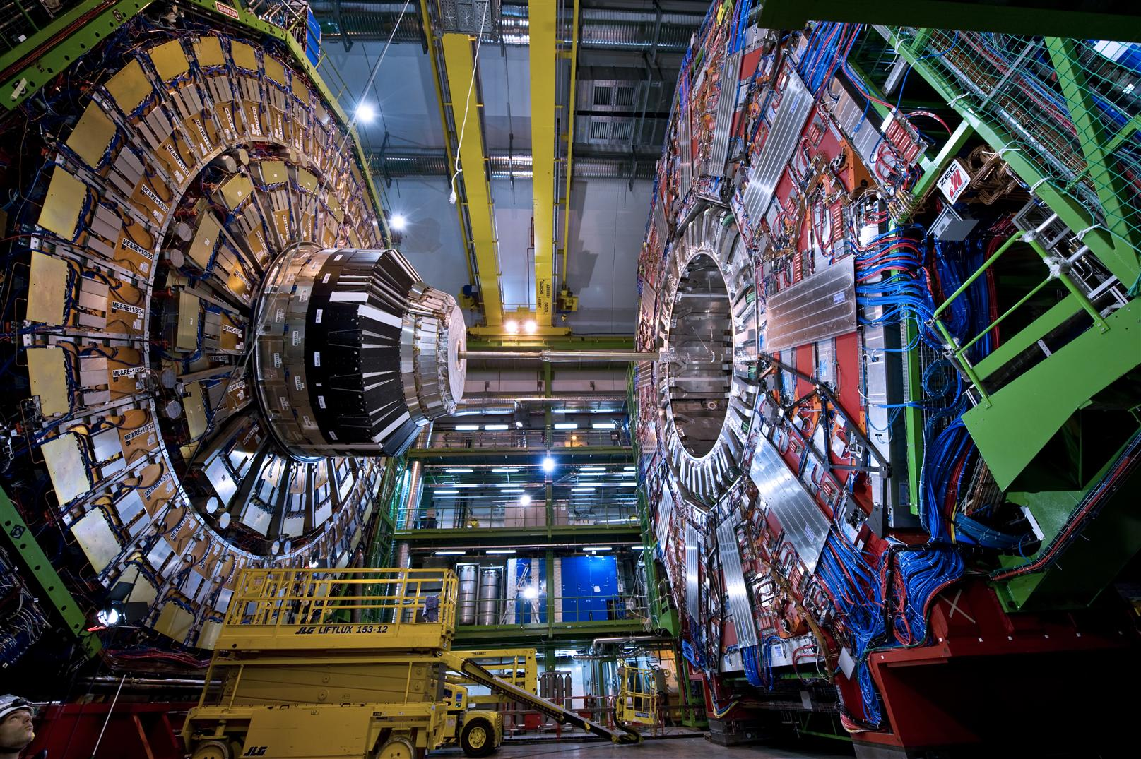 Unl Physicists Expand Roles With Reboot Of Large Hadron