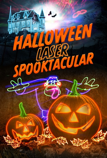 Halloween laser shows to light up mueller planetarium - Halloween laser light show ...