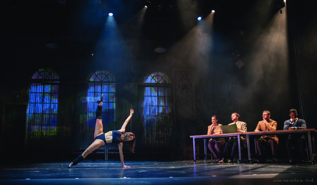 flashdance the musical coming to lied nebraska today