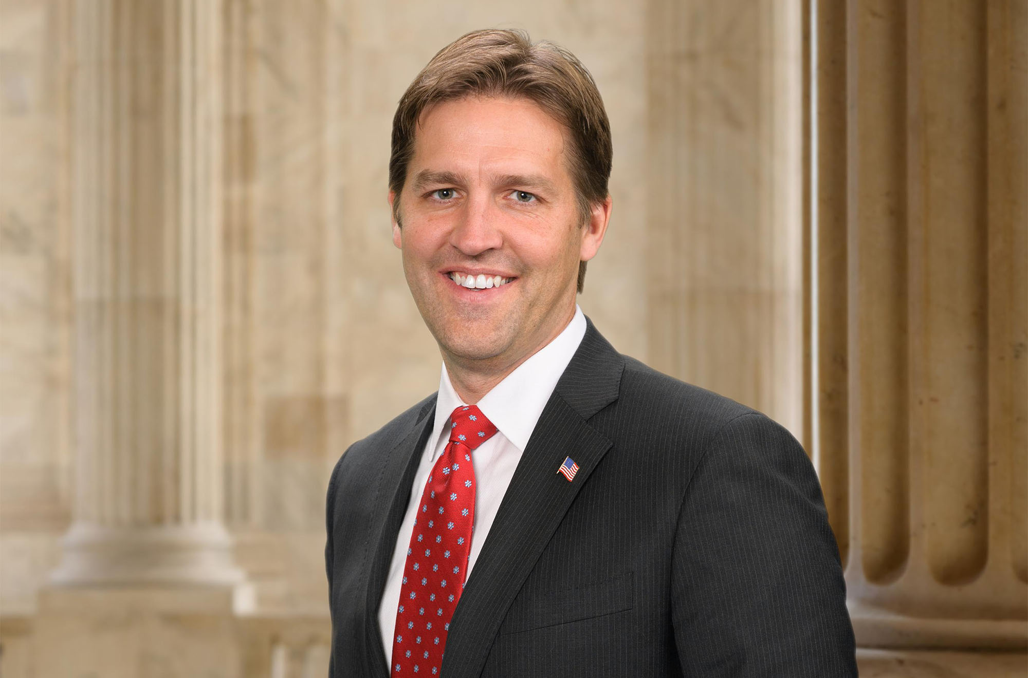 Sen Ben Sasse reiterated his support for Supreme Court nominee Brett Kavanaugh on Thursday afternoon after meeting with him earlier in the day