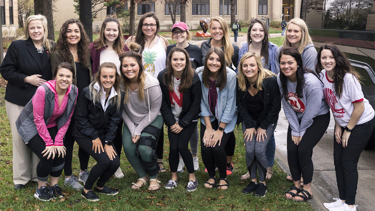 15 Nebraska students to help with Masters Tournament ...