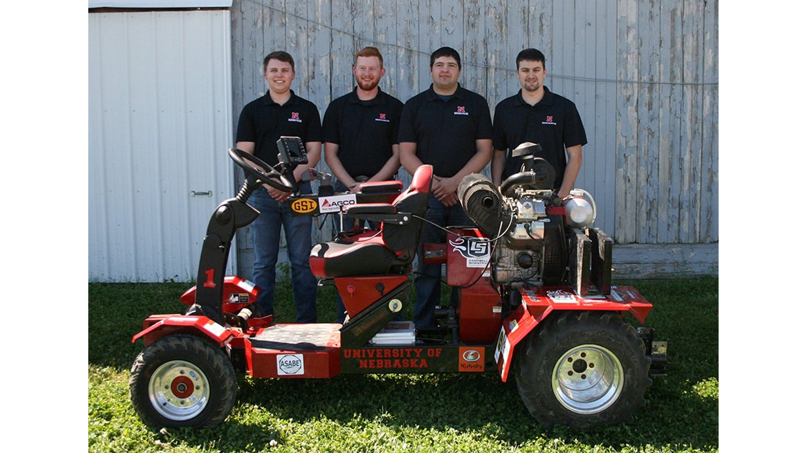 Tractor team
