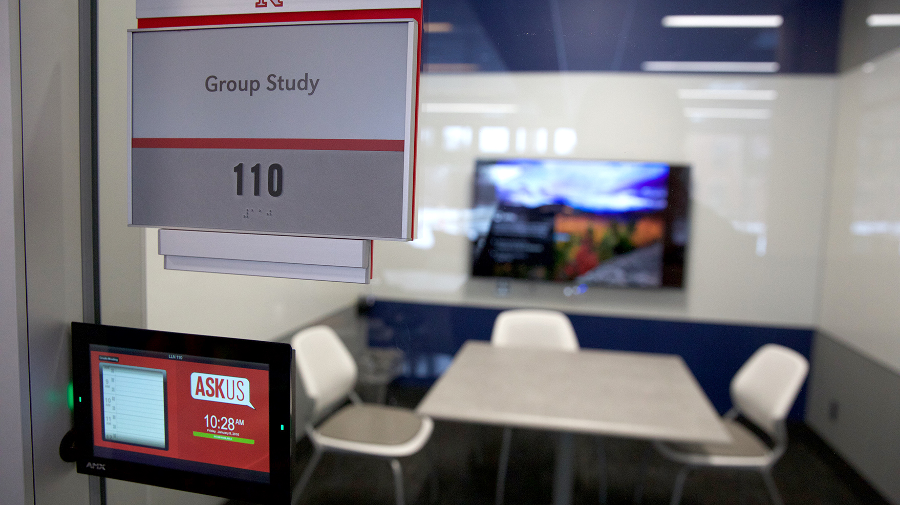 Unl Love Library Study Rooms Learning Commons Offers New