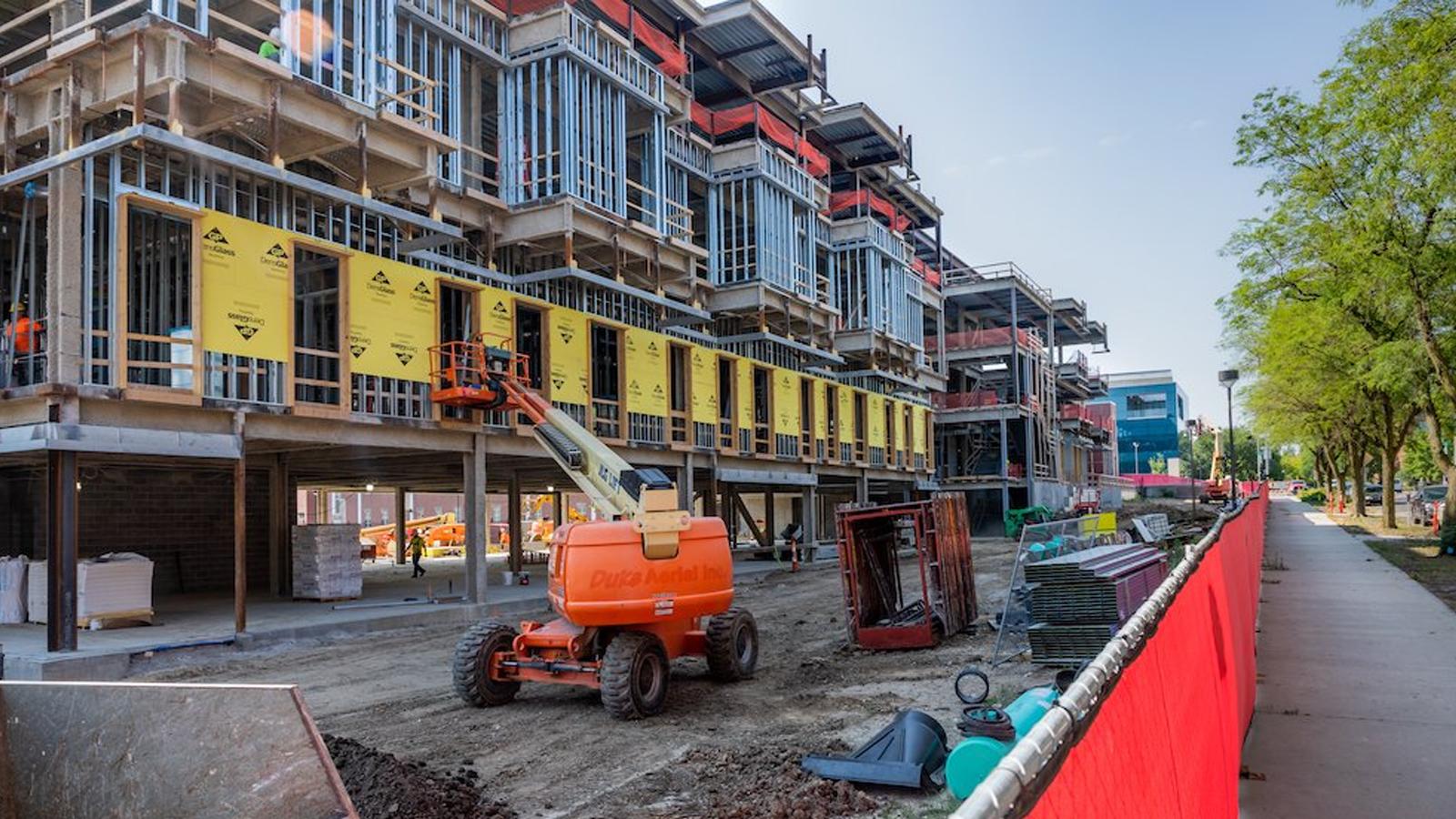 CEHS construction