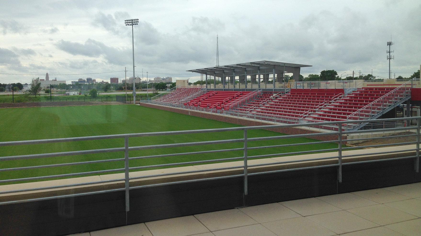 Sid Dillon Lincoln Ne >> Huskers name new tennis center, soccer complex | Nebraska ...