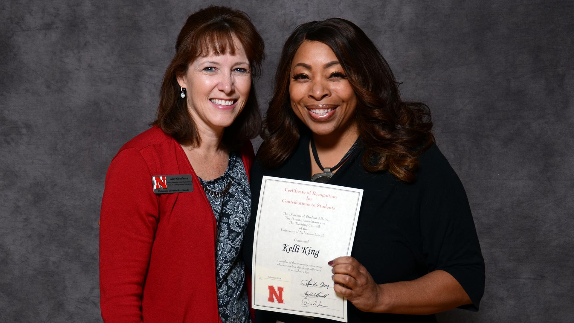 228 Faculty Staff Receive Parents Recognition Awards Nebraska