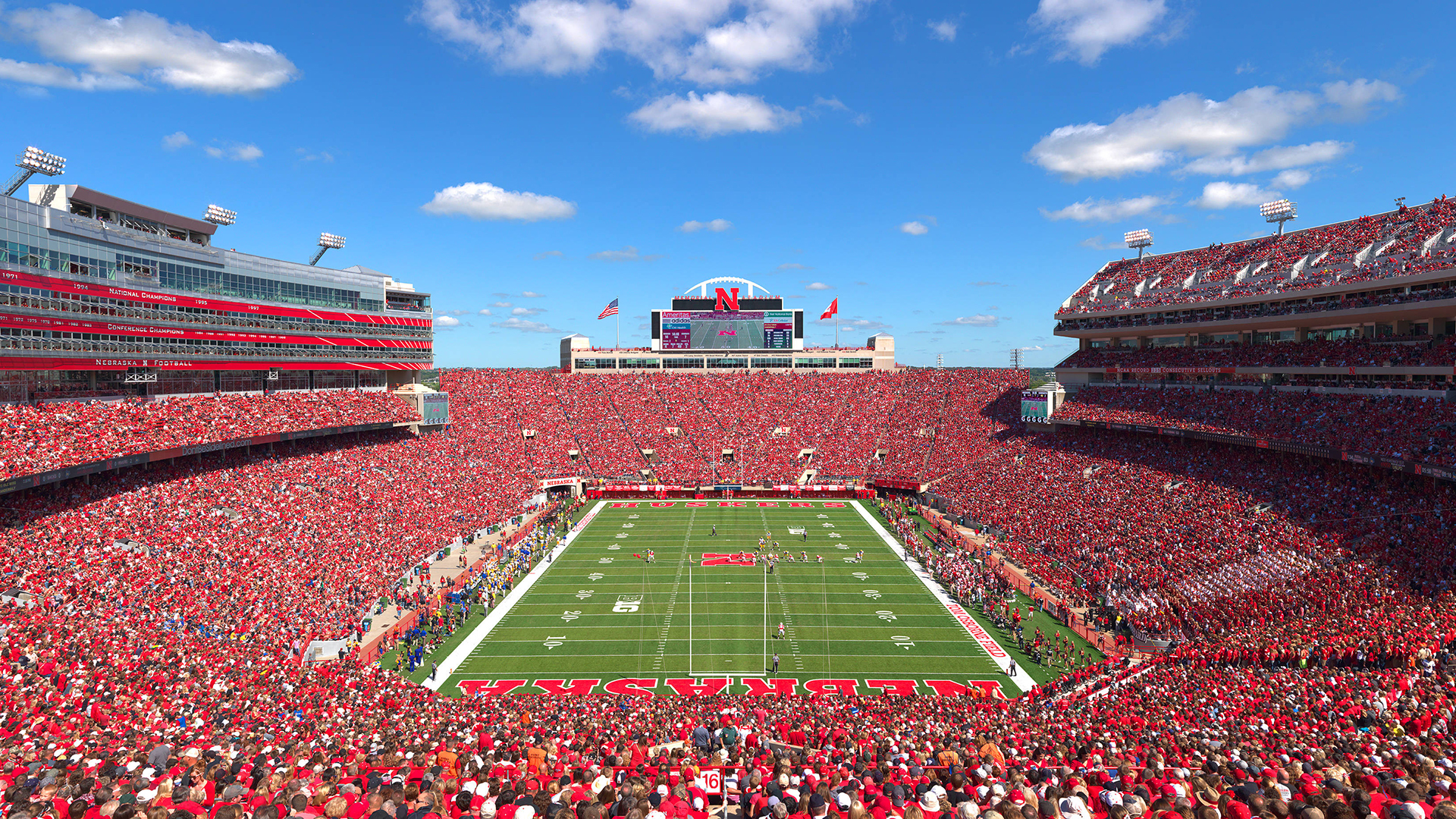 Huskers move Red-White game to April 21 | Nebraska Today ...