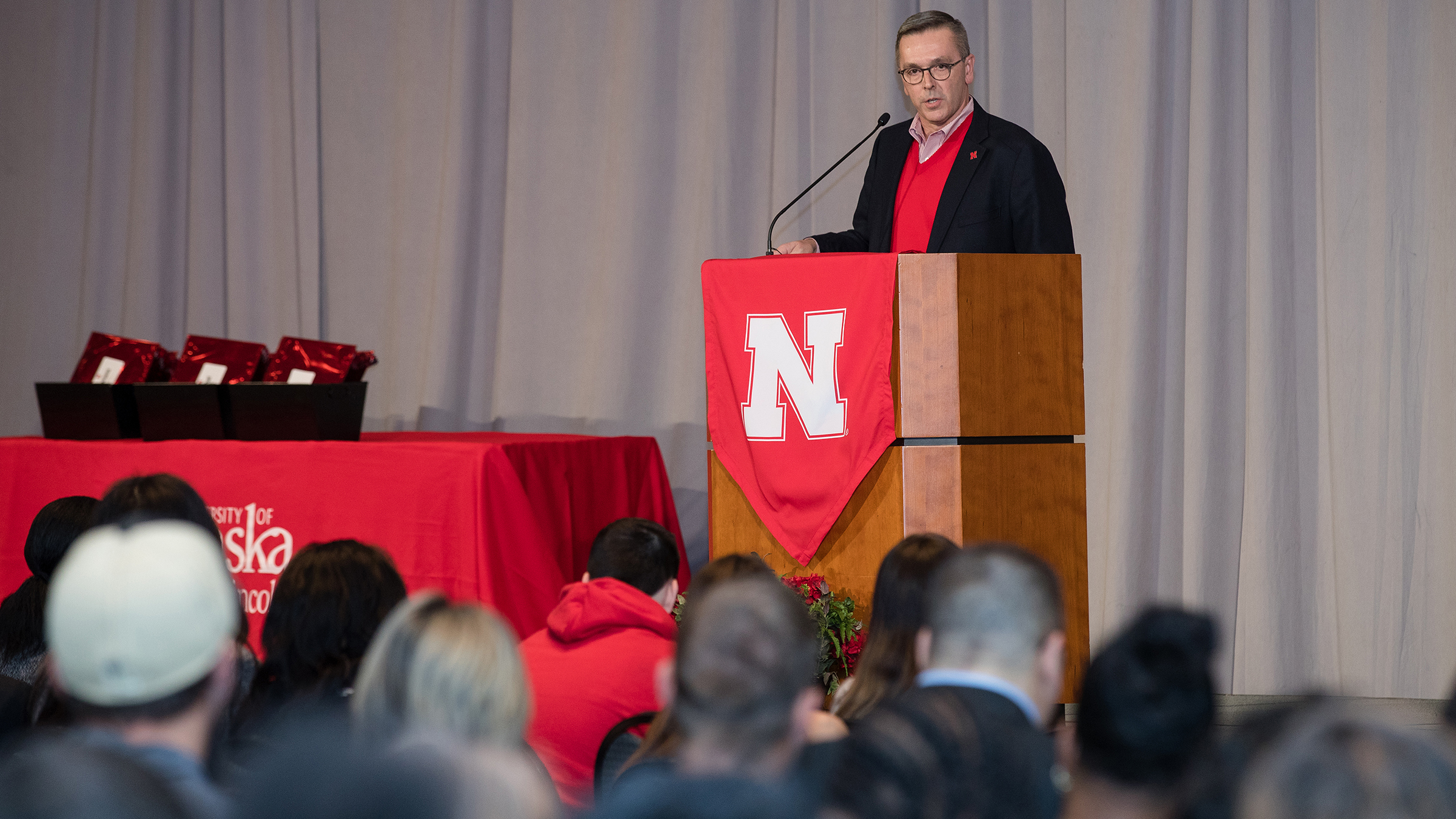 Huskers offer scholarships to 600-plus Omaha-area teens
