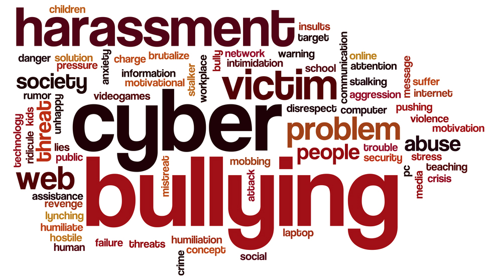 a discussion on the issue of cyber bullying We need to remove the cyber from the issue  this issue prompted a discussion and i suggested that we discuss  cyber bullying is an issue that i beleive will.