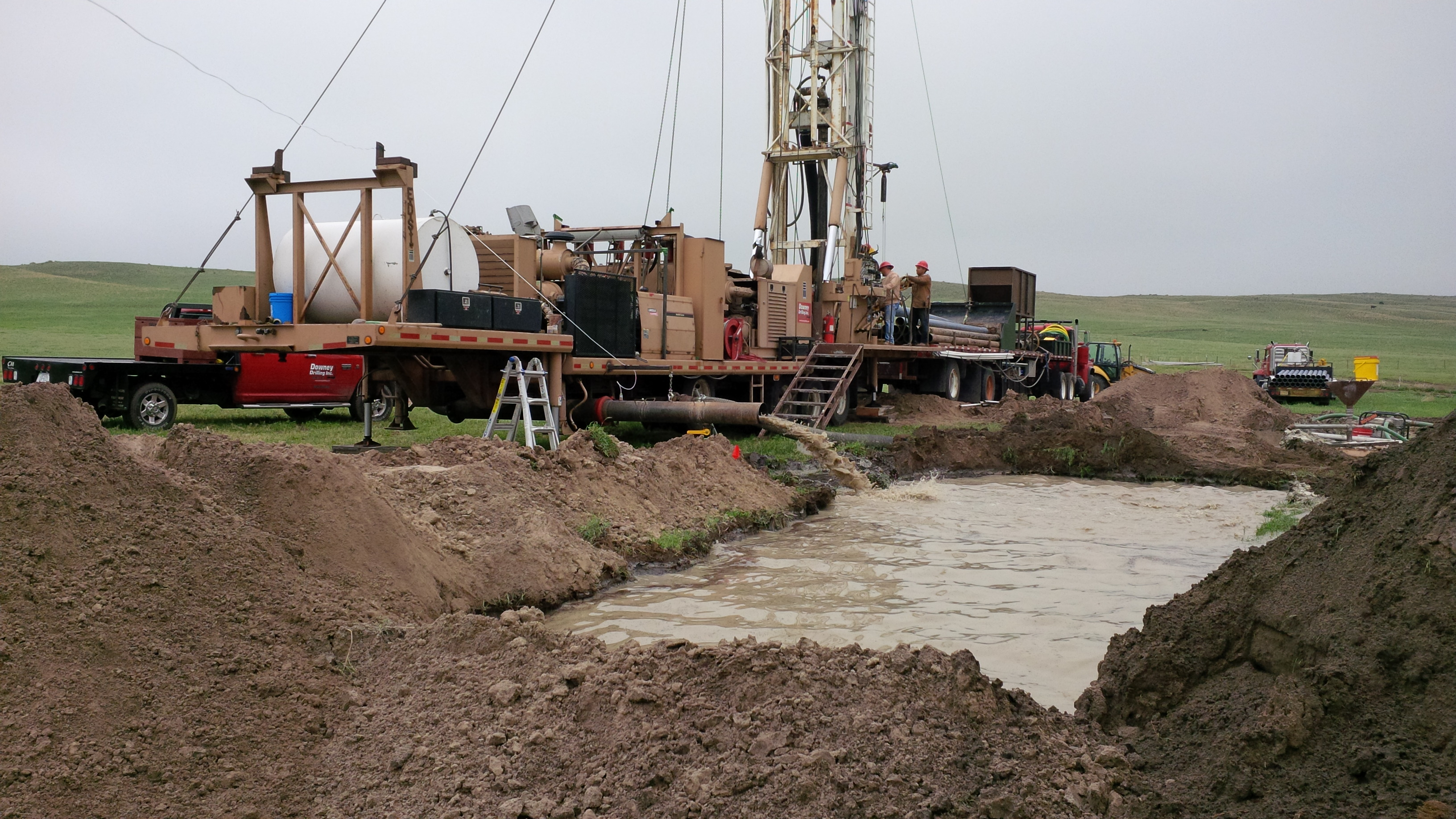 UNL-led team drills 1,700+ feet in test-hole project | Nebraska Today ...