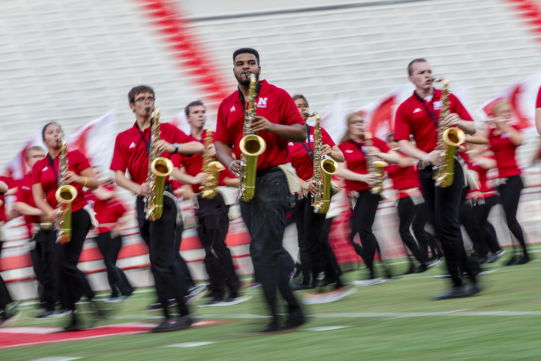 Cornhusker Marching Band | Newsroom | University of Nebraska–Lincoln