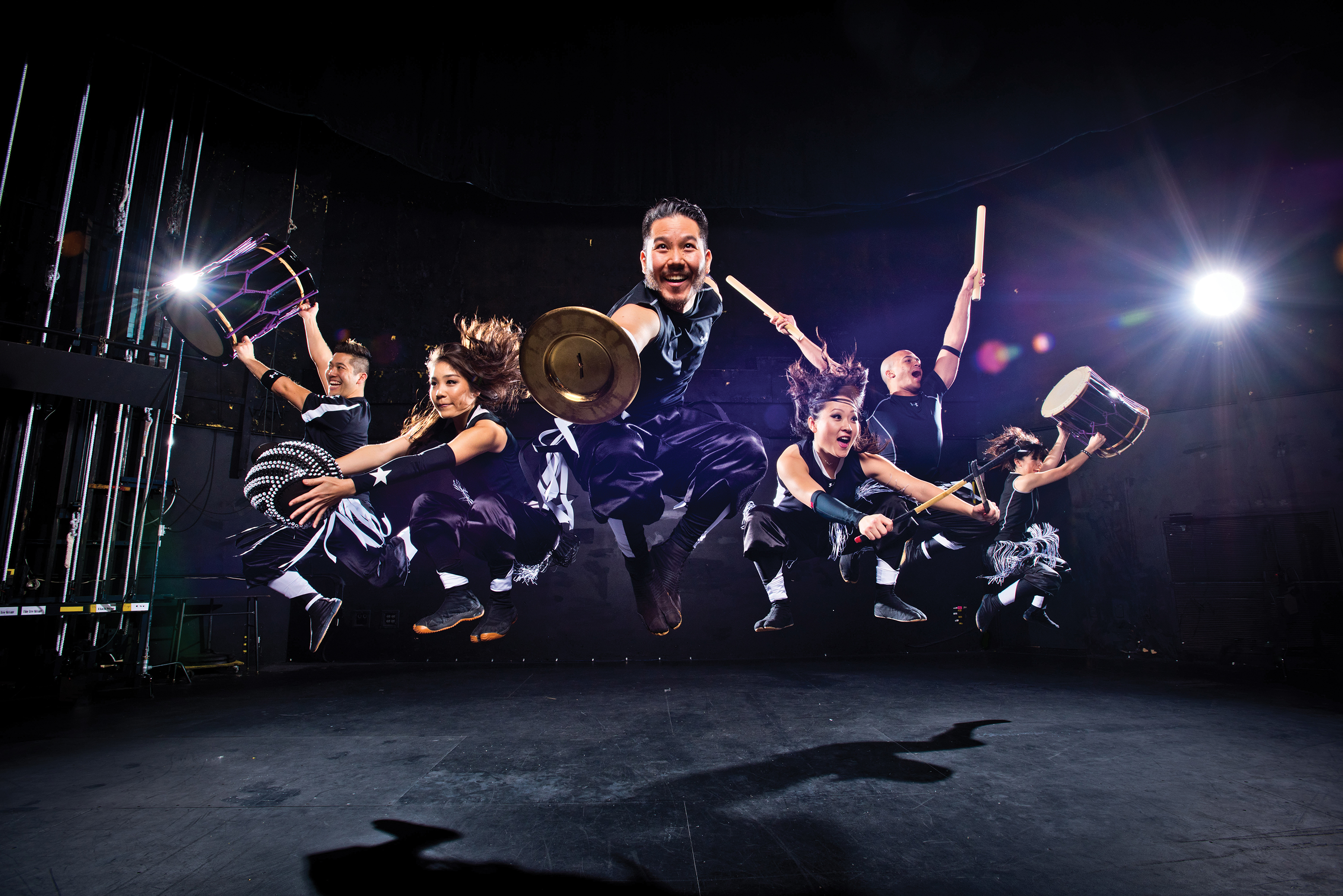 Taikoproject to bring energetic show to Lied | Nebraska ...