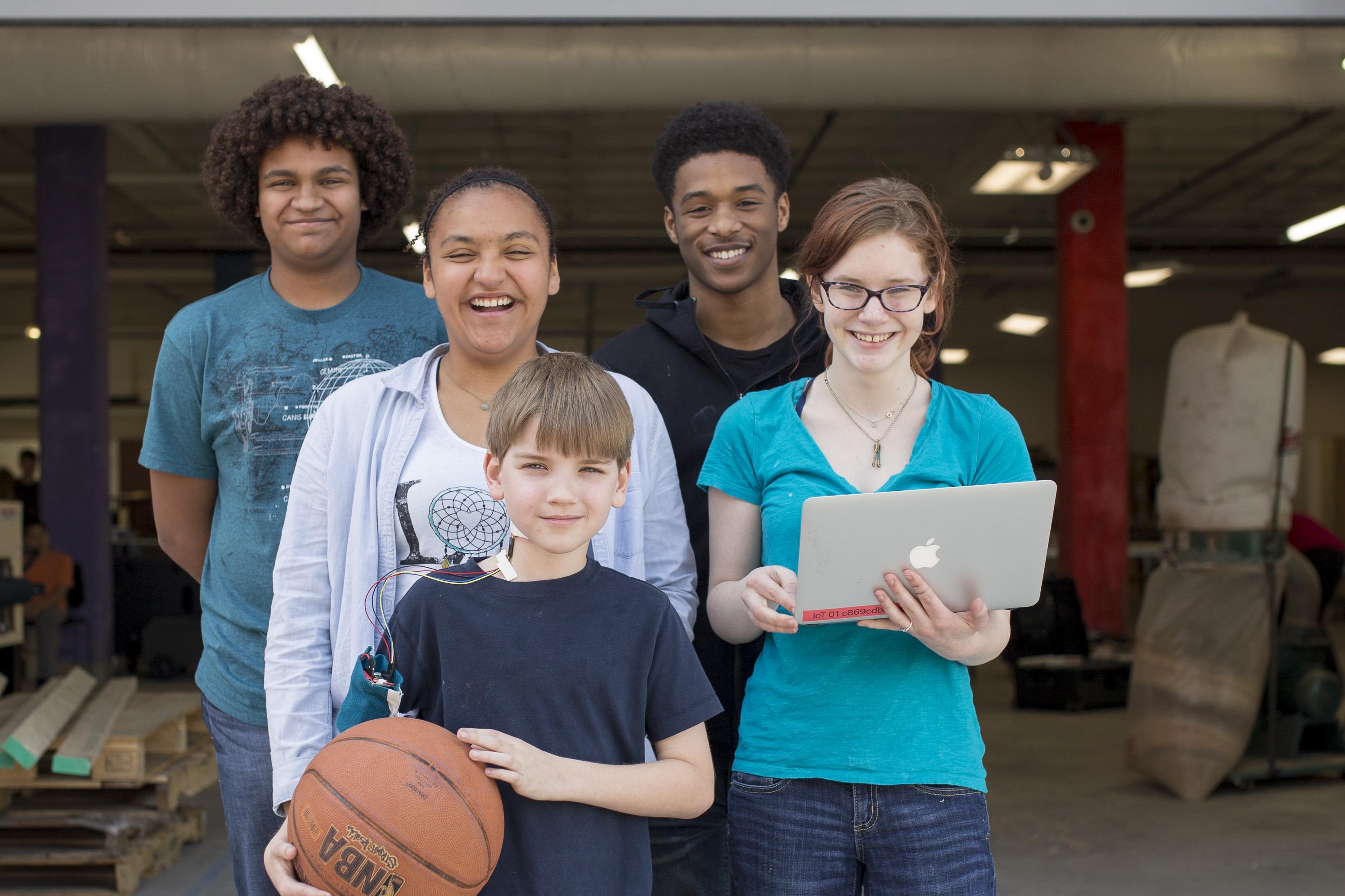 Nebraska Youth To Explore Wearable Tech In Stem Challenge