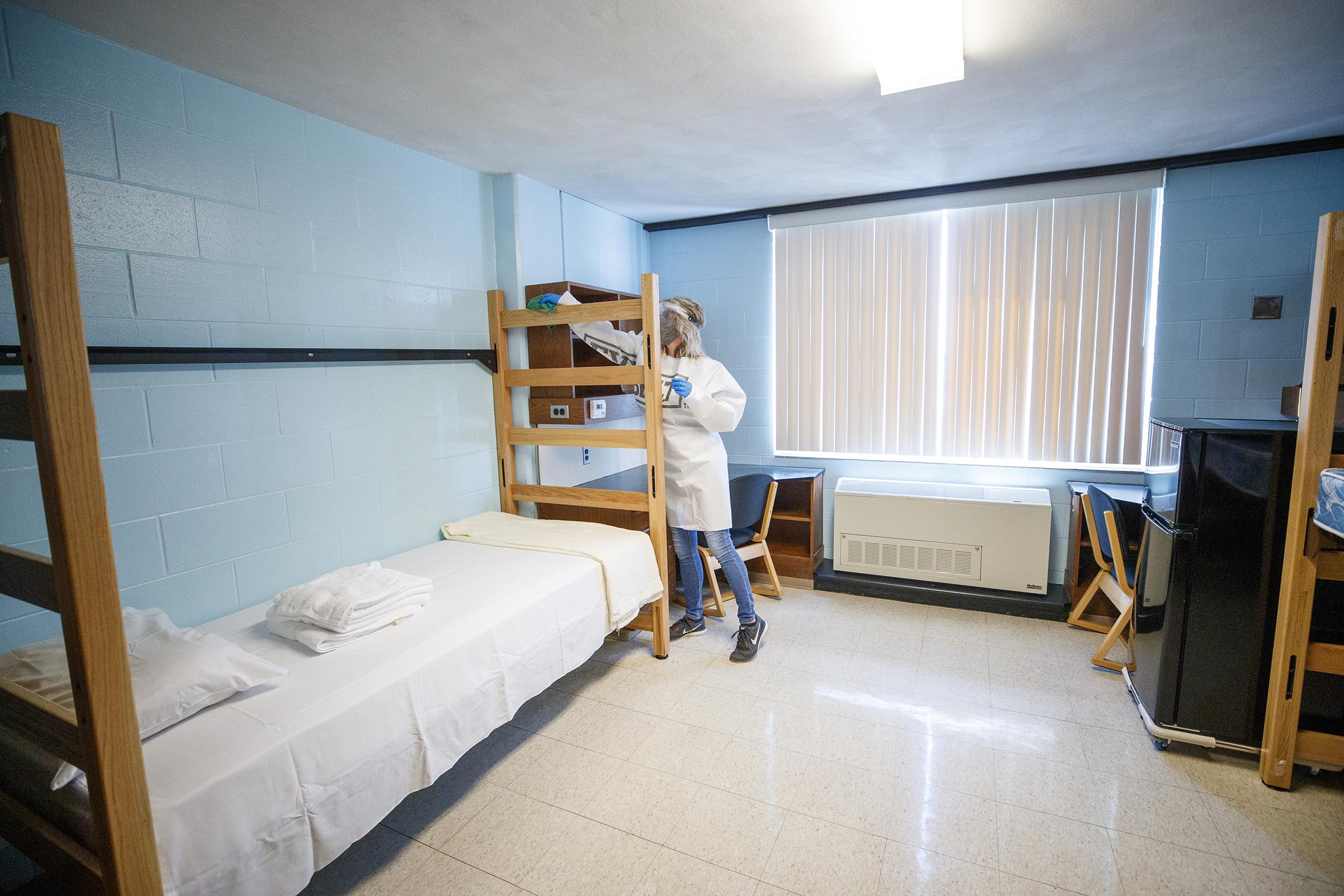 University prepared to provide quarantine space for community   Nebraska  Today   University of Nebraska–Lincoln