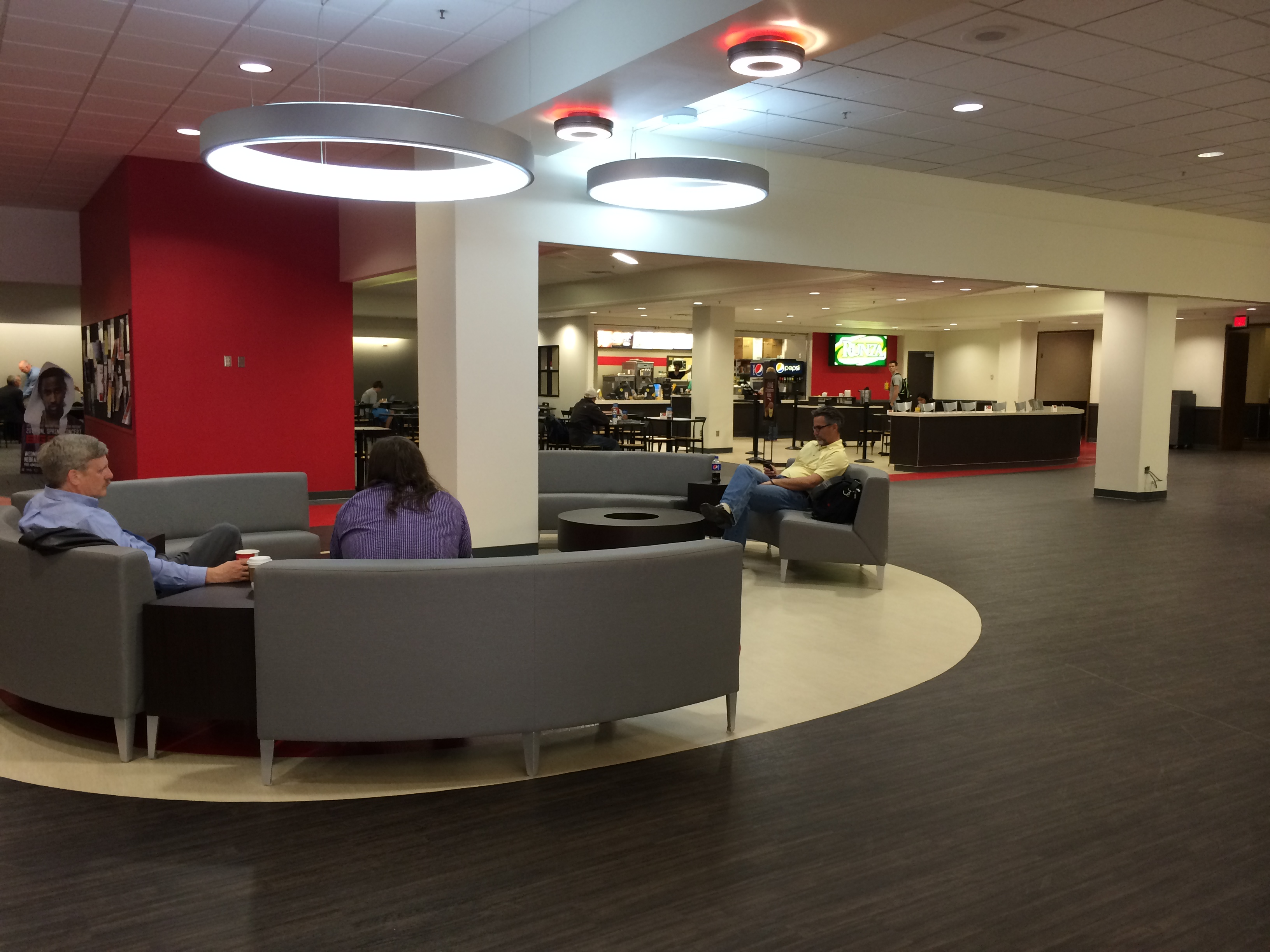 Students Get First Look At New Union Nebraska Today
