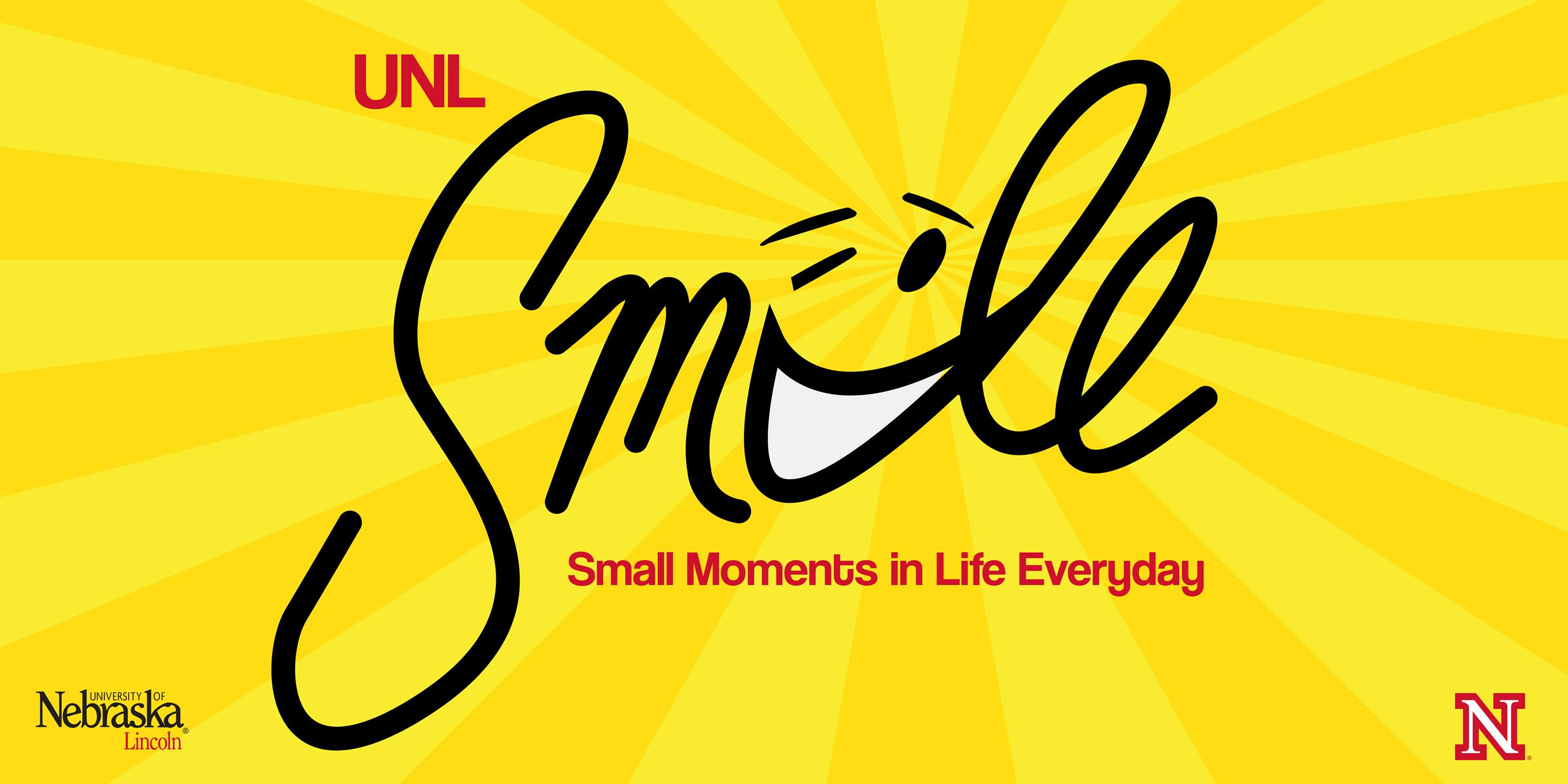 Smile Week To Promote Positivity On Campus Nebraska