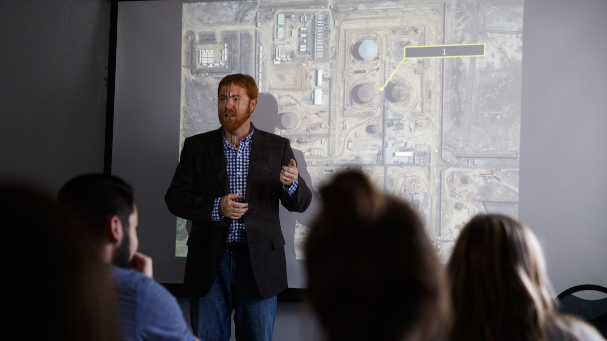 National security program offers Huskers a career edge