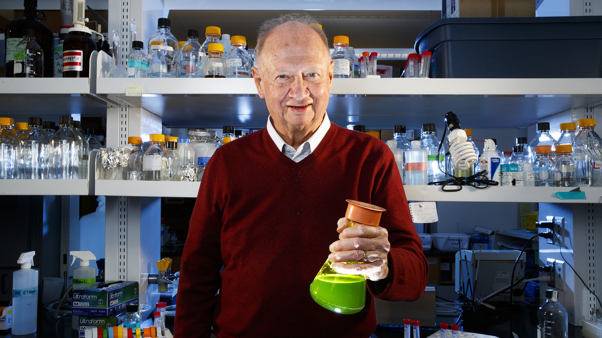 Van Etten looks back on half-century of science