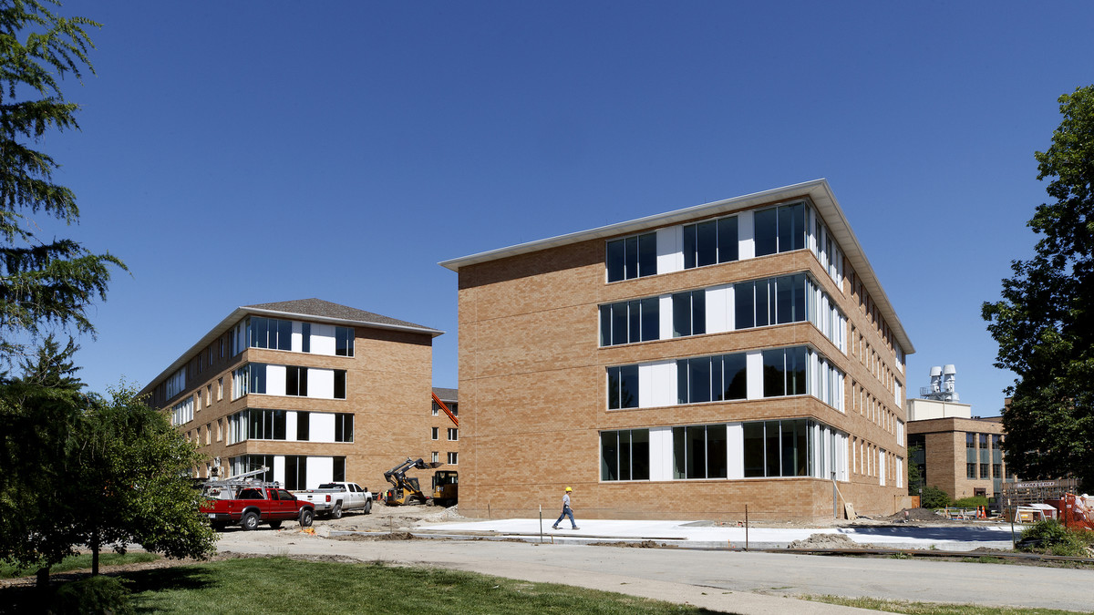 New residence hall named for Martin Massengale