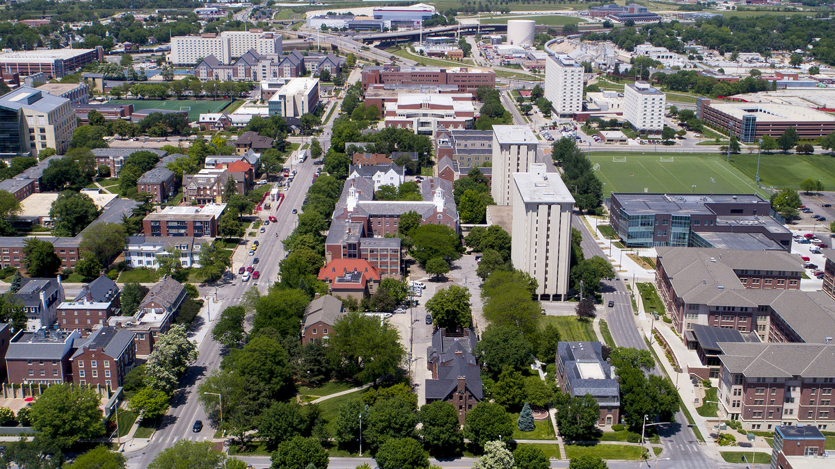 Project to shift traffic flow through City Campus