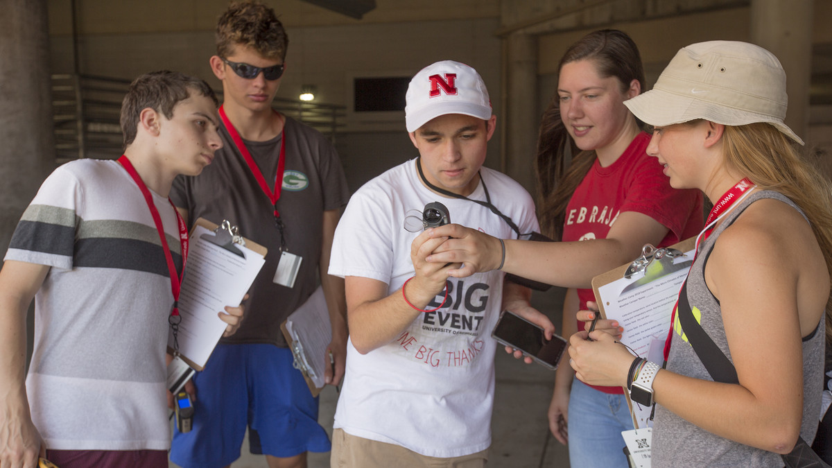 Weather camp allows teens to explore climate, careers