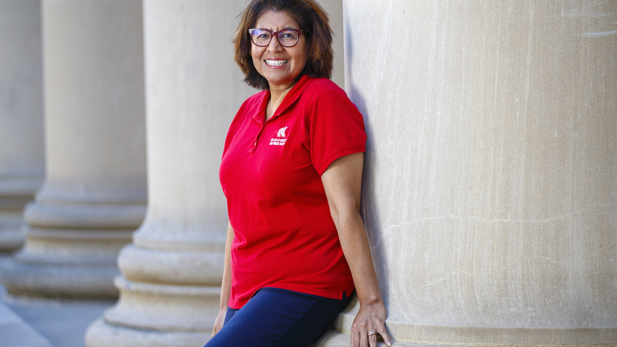 For Guerrero, 'learning never ends,' and university provides ample opportunity