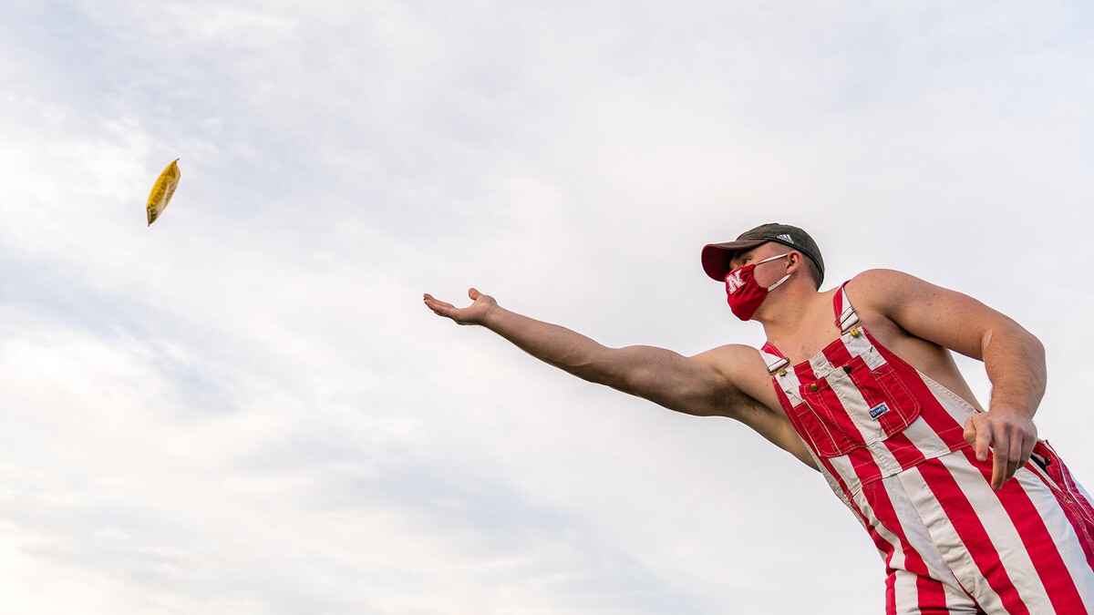 Husker homecoming | Photo of the Week