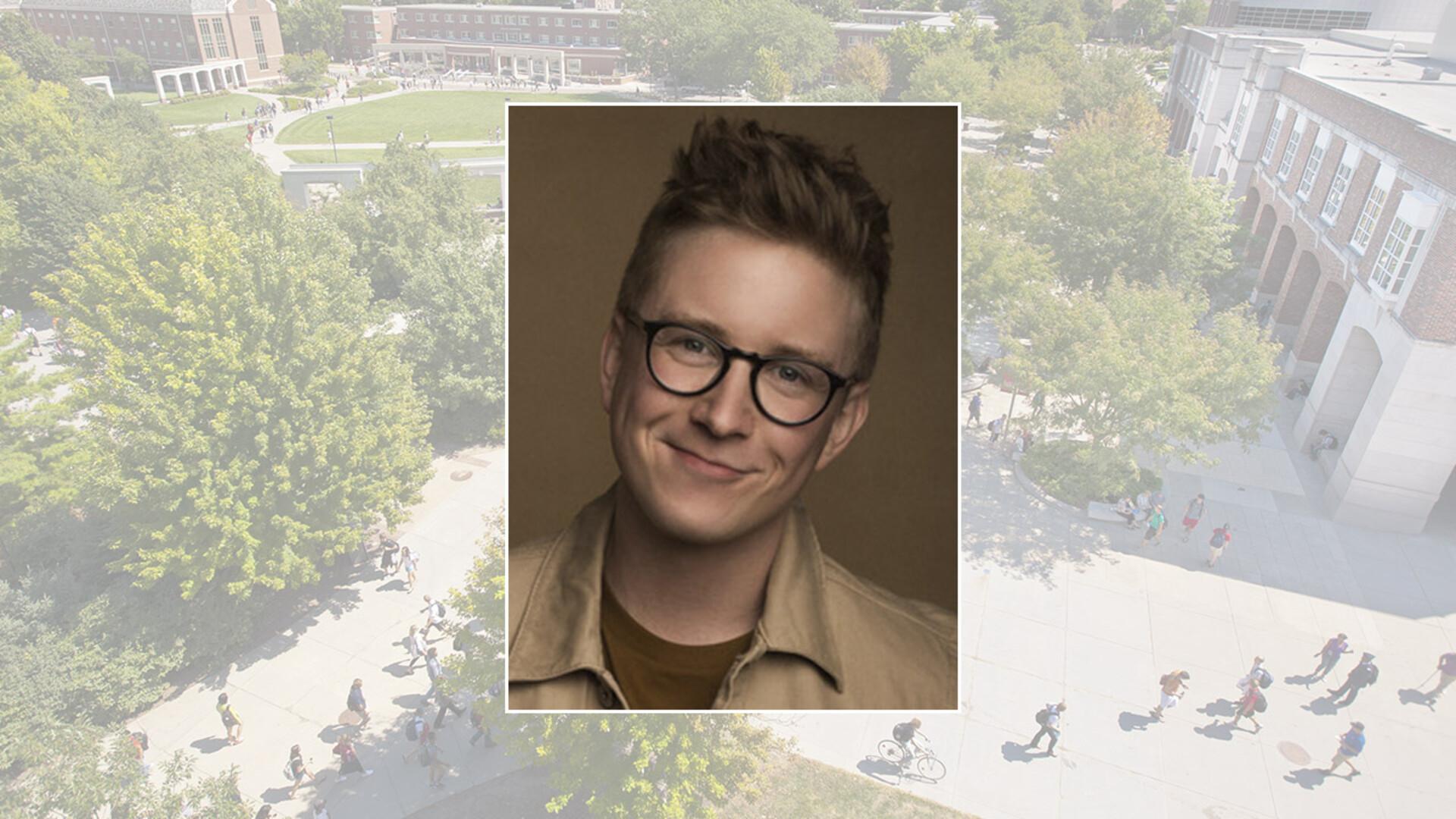 Social-media influencer Tyler Oakley to speak March 29