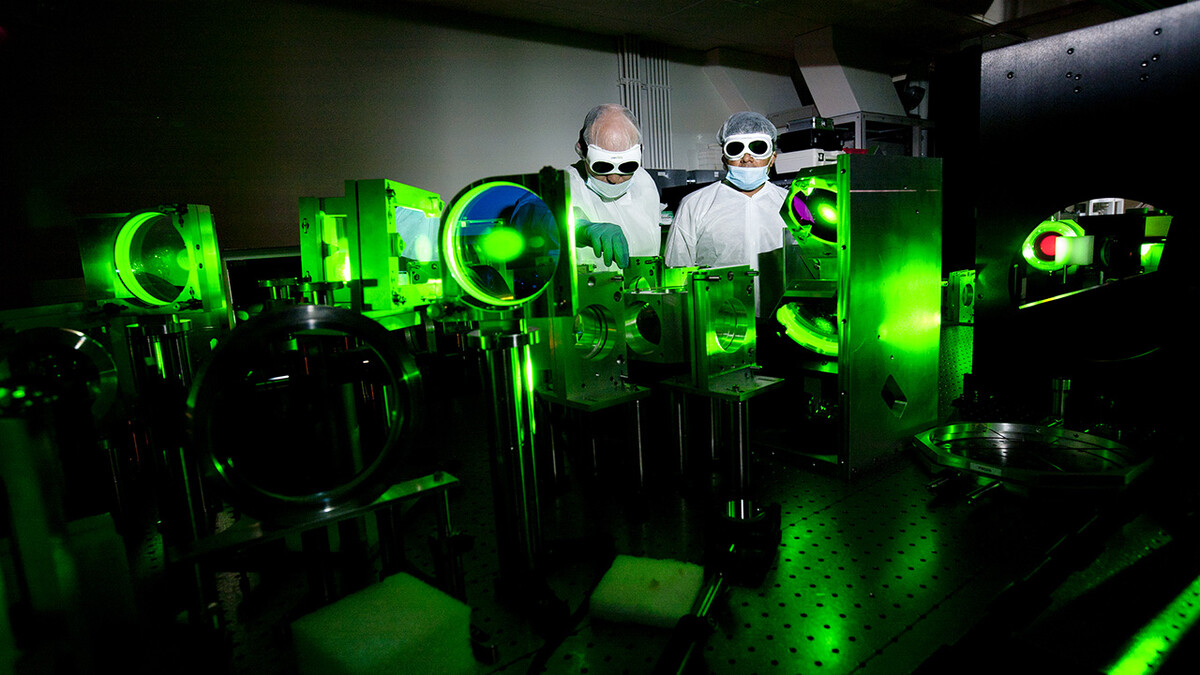 Nebraska part of $18M national laser network grant