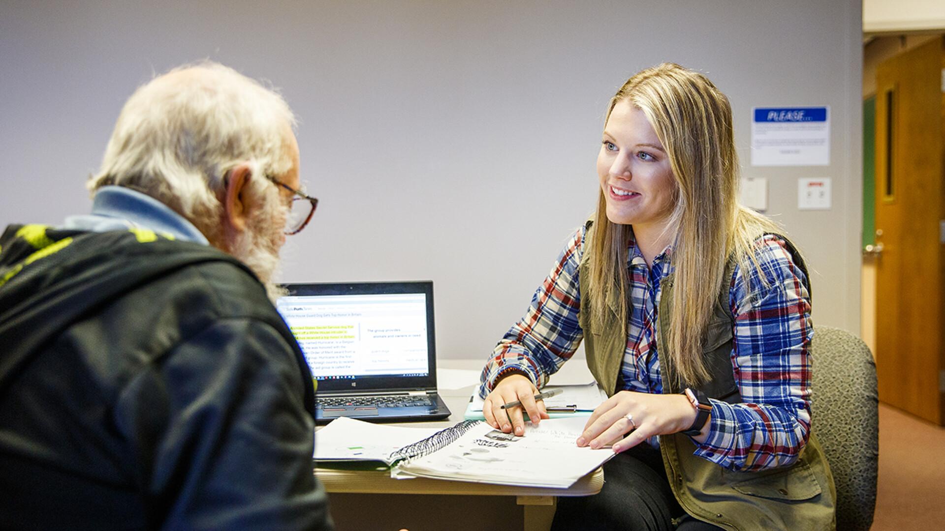 Barkley Clinic gives a voice to stroke survivors