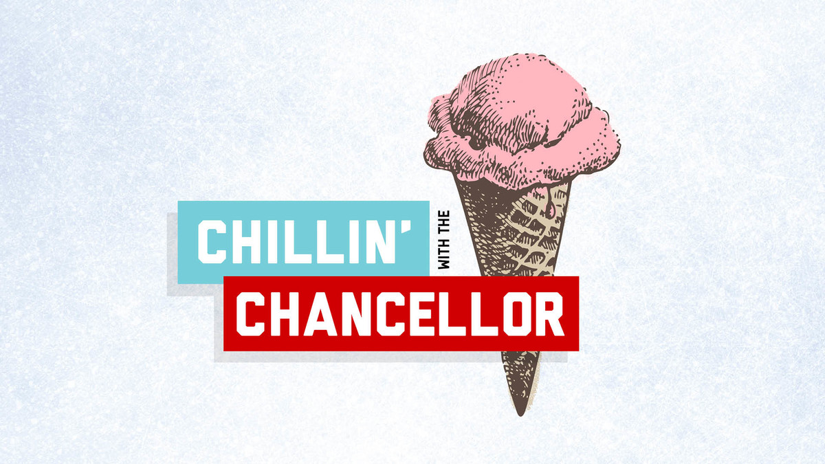 Faculty, staff invited to Chillin' with the Chancellor events
