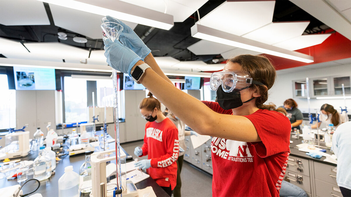 Chemistry department rolling out lab expansions, upgrades for students