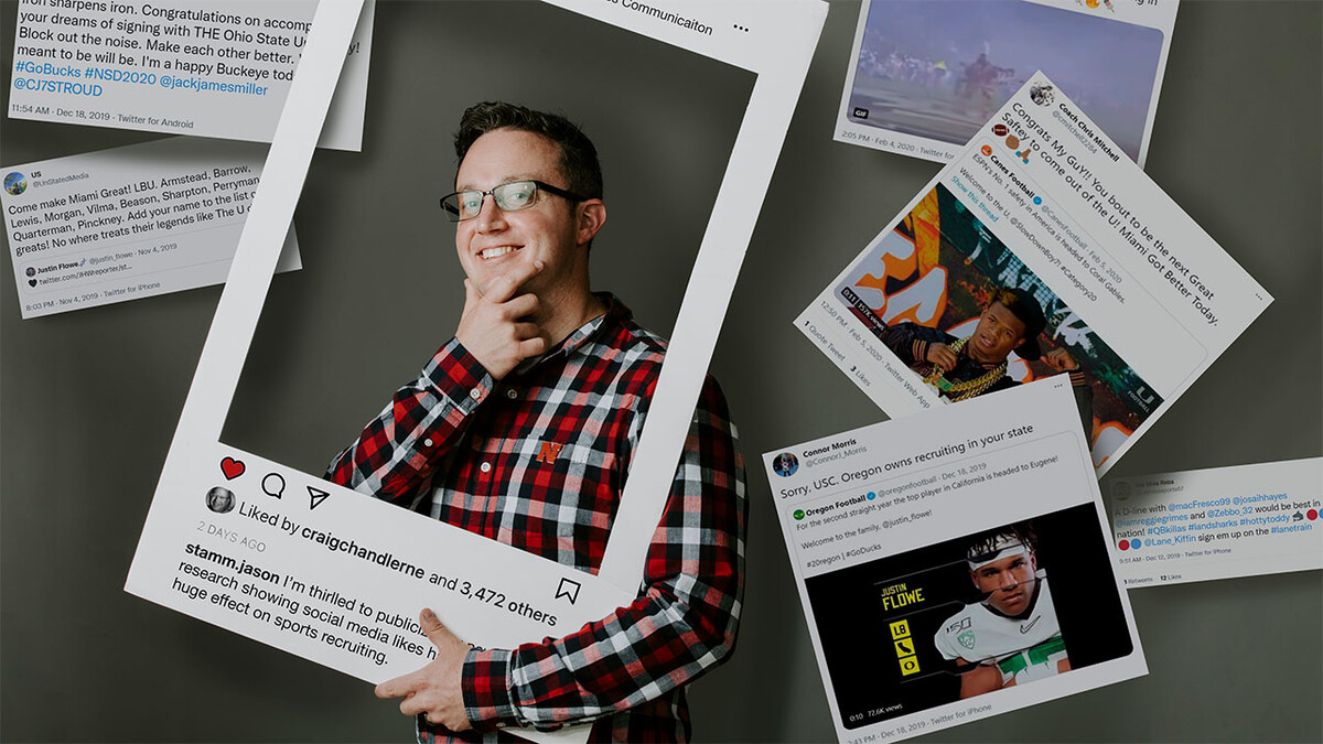 A thin (yard) line: Twitter reveals football fans' love-hate stance on recruits