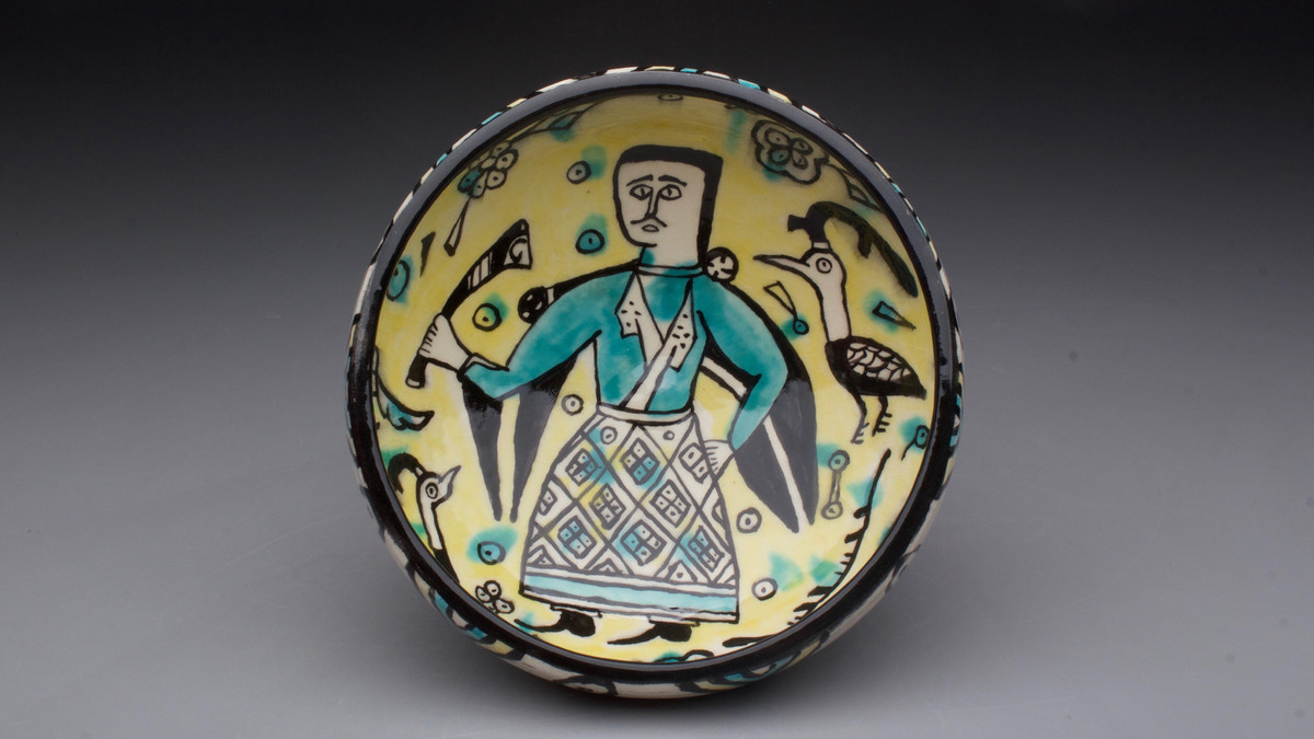 'Making History' showcases student ceramic work