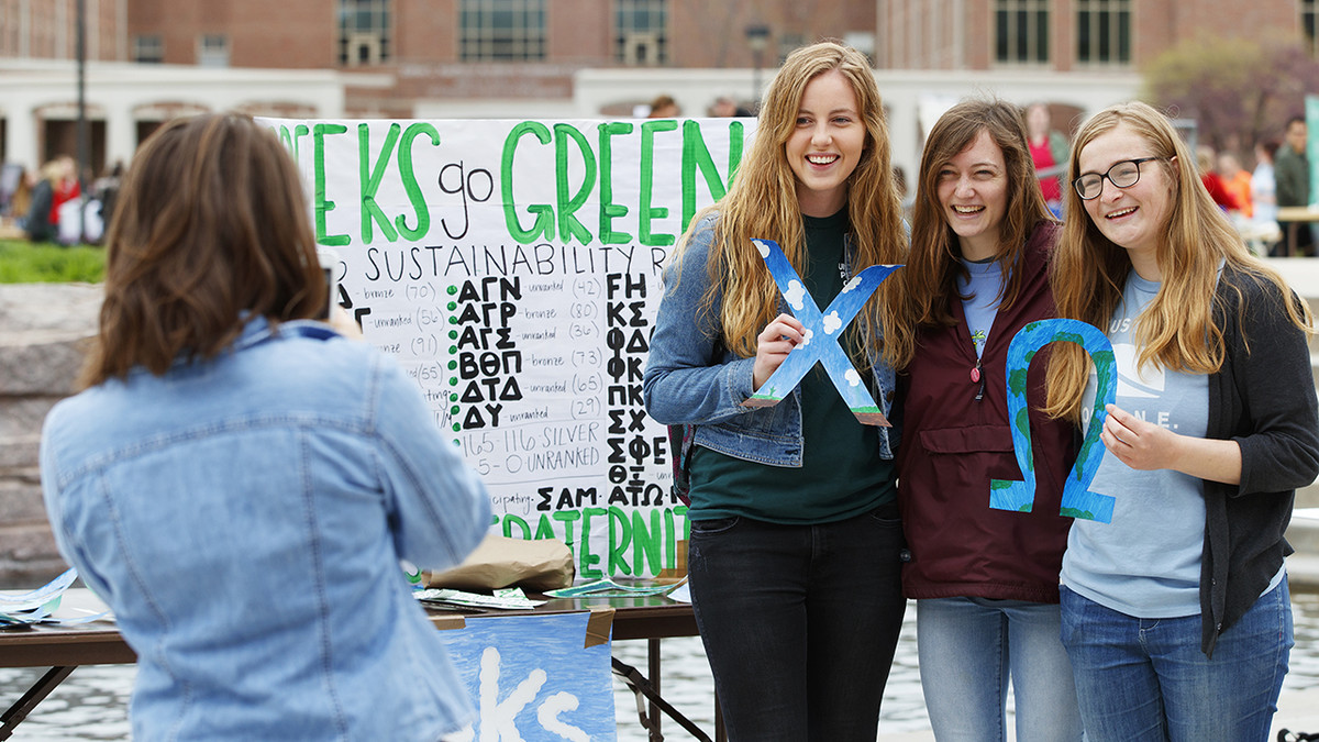 Commission to boost campus sustainability efforts