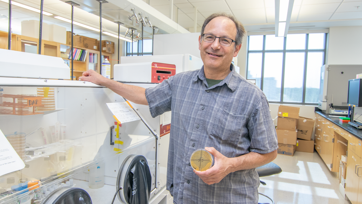 Faculty-led startup takes aim at improving gut health