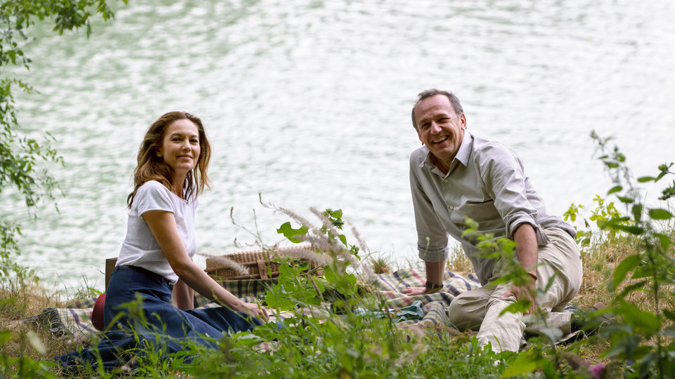 """Diane Lane and Arnaud Viard star in """"Paris can Wait,"""" playing June 16-29 at the Ross."""