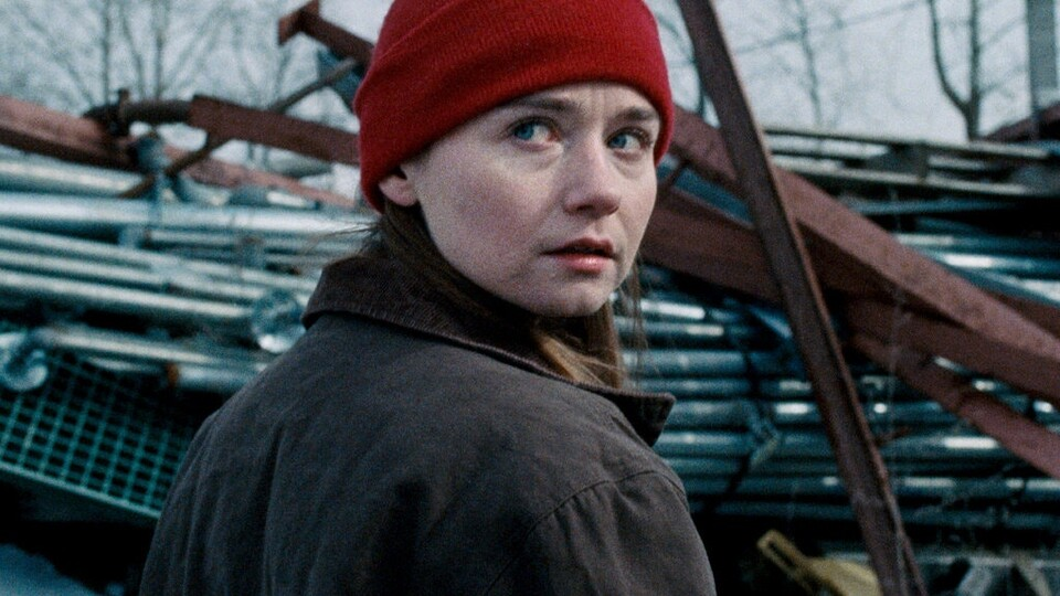 """Jessica Barden stars as Ruth in """"Holler."""""""