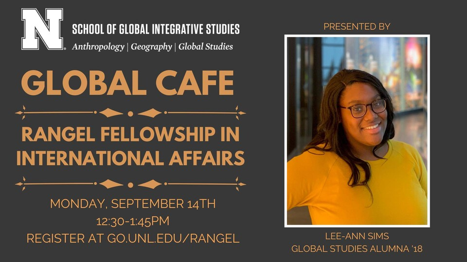Global Cafe with Lee-Ann Sims