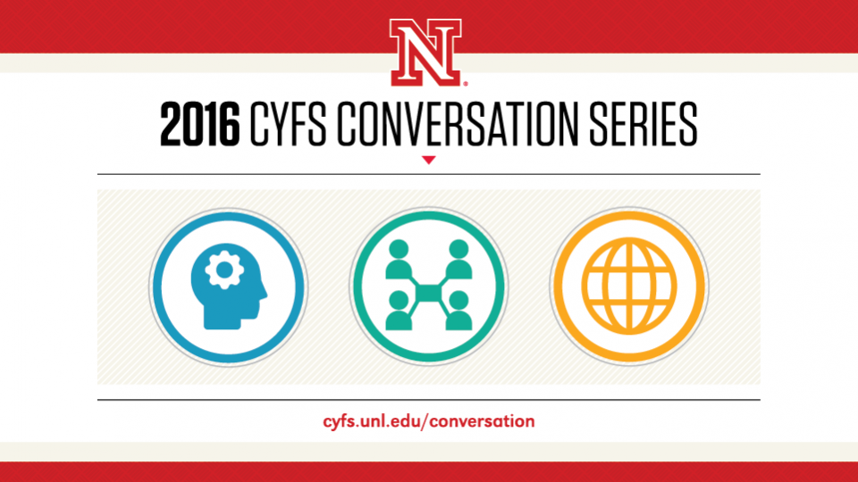 The 2016 CYFS Conversation Series begins Jan. 29.
