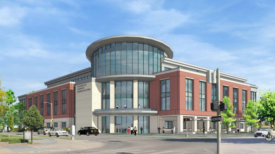 Unl New Cba Building